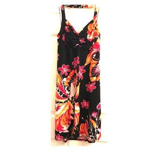 Tiana B. L Multi color dress